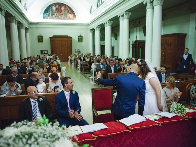 Il matrimonio di Alessandro e Federica a Crocetta del Montello, Treviso 55