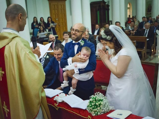 Il matrimonio di Alessandro e Federica a Crocetta del Montello, Treviso 57