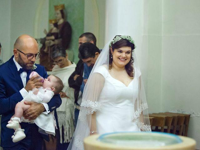 Il matrimonio di Alessandro e Federica a Crocetta del Montello, Treviso 58