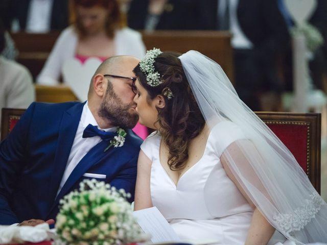 Il matrimonio di Alessandro e Federica a Crocetta del Montello, Treviso 61