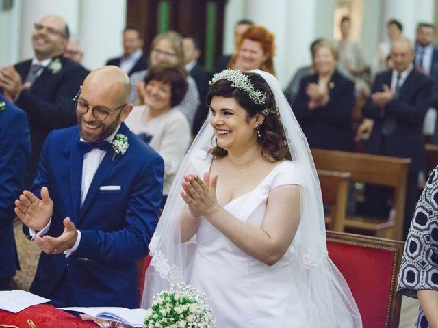 Il matrimonio di Alessandro e Federica a Crocetta del Montello, Treviso 69