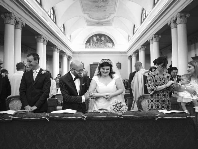 Il matrimonio di Alessandro e Federica a Crocetta del Montello, Treviso 71