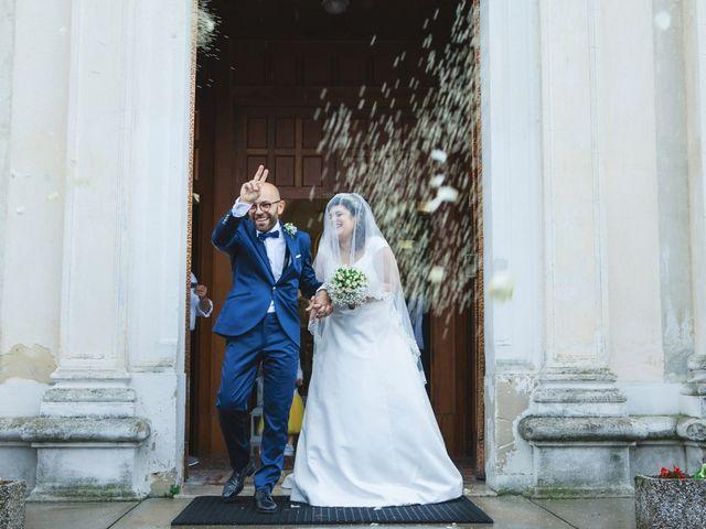 Il matrimonio di Alessandro e Federica a Crocetta del Montello, Treviso 72