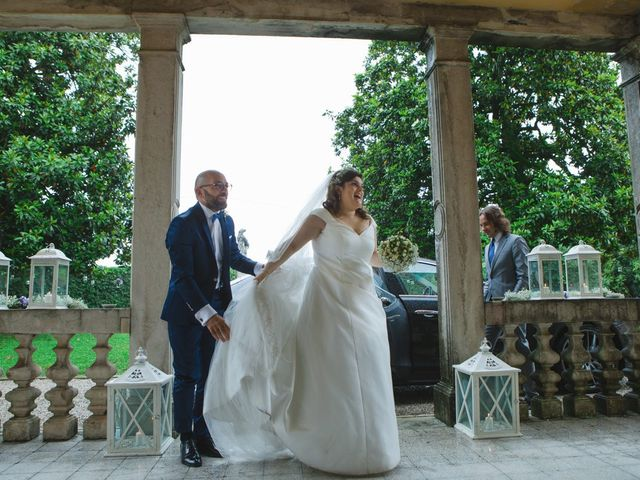 Il matrimonio di Alessandro e Federica a Crocetta del Montello, Treviso 78