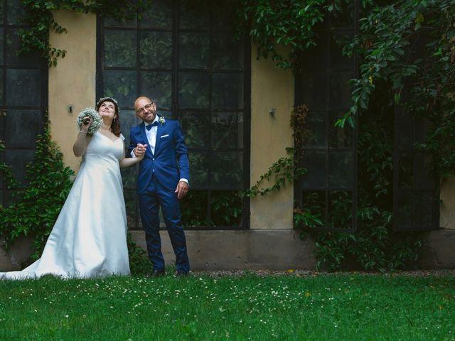 Il matrimonio di Alessandro e Federica a Crocetta del Montello, Treviso 87