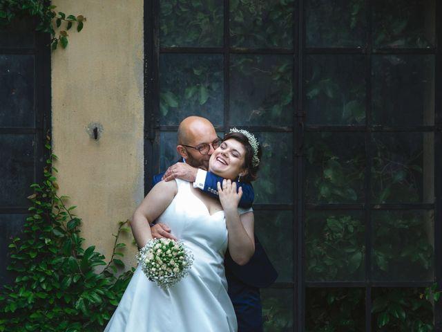 Il matrimonio di Alessandro e Federica a Crocetta del Montello, Treviso 88