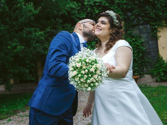 Il matrimonio di Alessandro e Federica a Crocetta del Montello, Treviso 89
