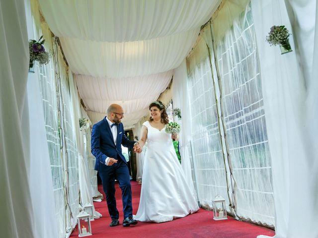 Il matrimonio di Alessandro e Federica a Crocetta del Montello, Treviso 90