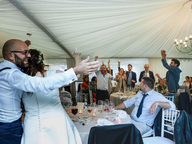 Il matrimonio di Alessandro e Federica a Crocetta del Montello, Treviso 101