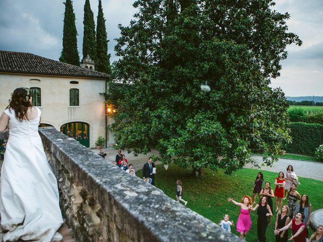 Il matrimonio di Alessandro e Federica a Crocetta del Montello, Treviso 107