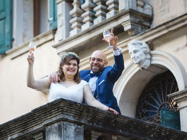Il matrimonio di Alessandro e Federica a Crocetta del Montello, Treviso 108