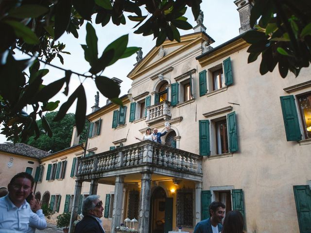 Il matrimonio di Alessandro e Federica a Crocetta del Montello, Treviso 109