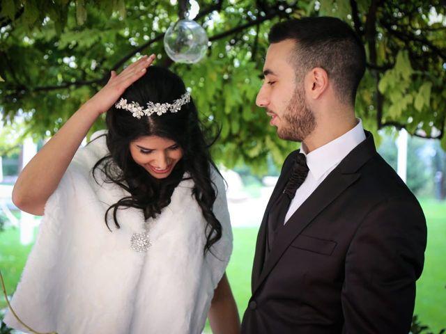 Il matrimonio di Alessio e Shery a Milano, Milano 9