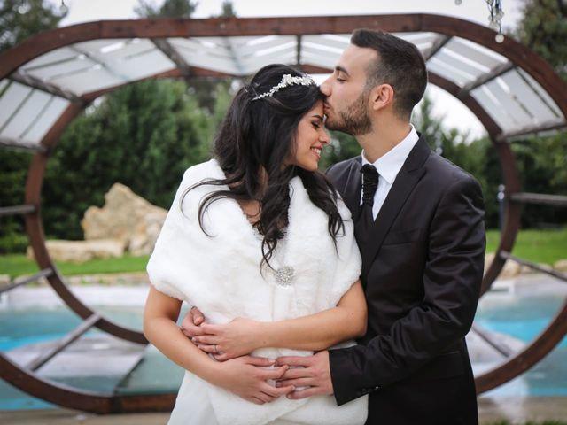 Le nozze di Shery e Alessio