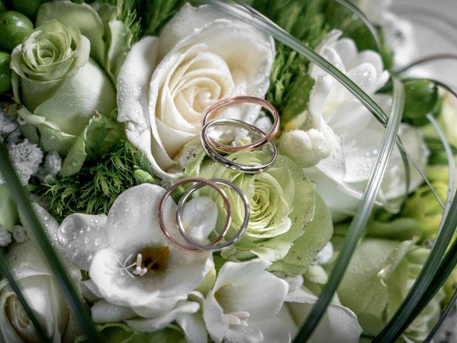 Il matrimonio di Alan e Paola a Barni, Como 1