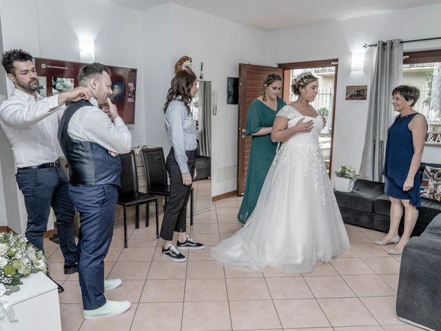Il matrimonio di Alan e Paola a Barni, Como 3
