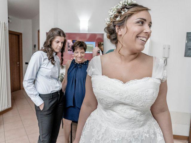Il matrimonio di Alan e Paola a Barni, Como 4