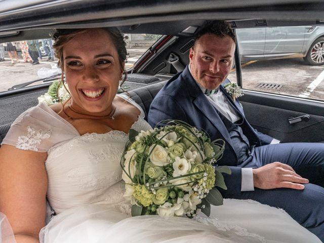Il matrimonio di Alan e Paola a Barni, Como 7