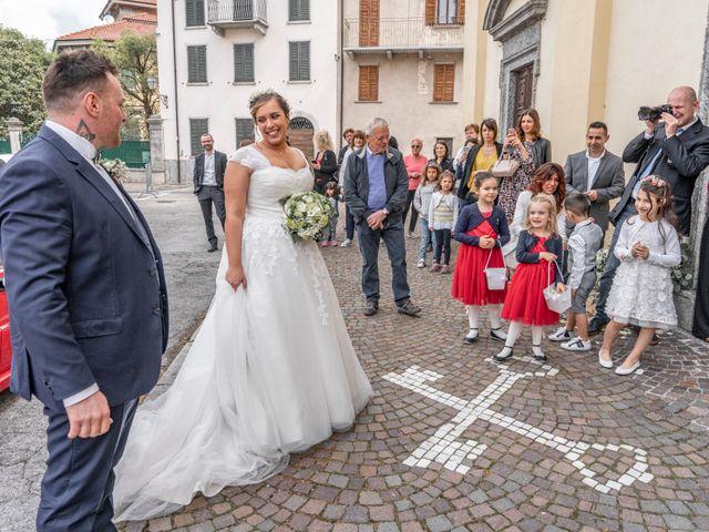 Il matrimonio di Alan e Paola a Barni, Como 8