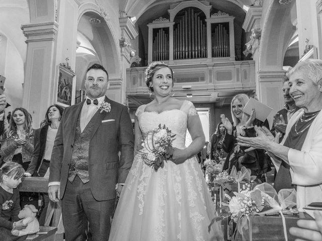 Il matrimonio di Alan e Paola a Barni, Como 10