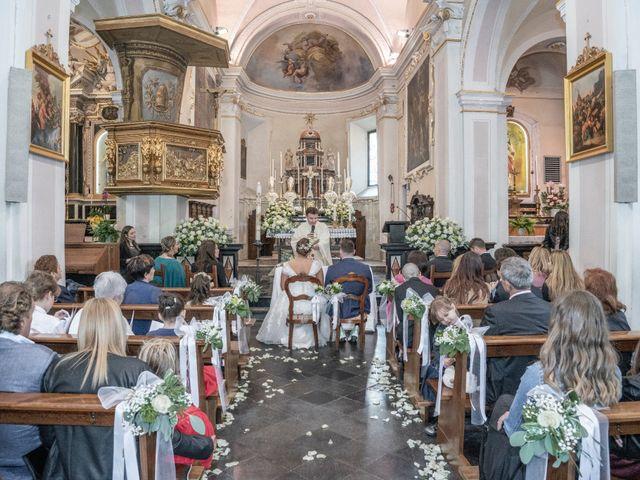 Il matrimonio di Alan e Paola a Barni, Como 11