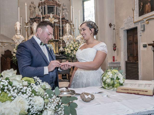 Il matrimonio di Alan e Paola a Barni, Como 12