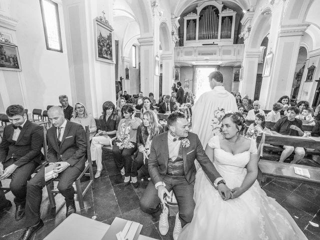 Il matrimonio di Alan e Paola a Barni, Como 13