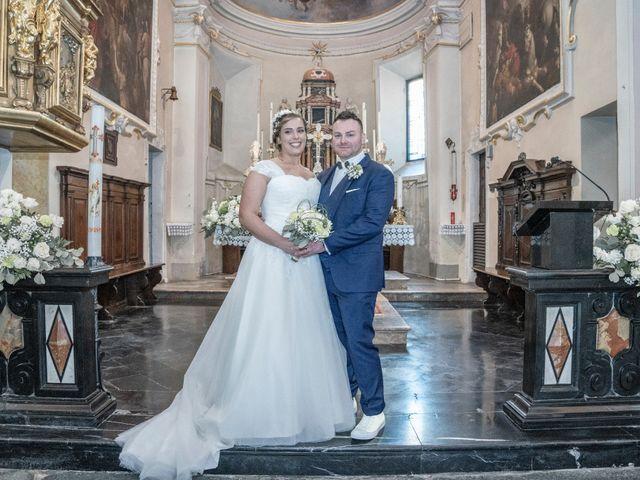Il matrimonio di Alan e Paola a Barni, Como 14