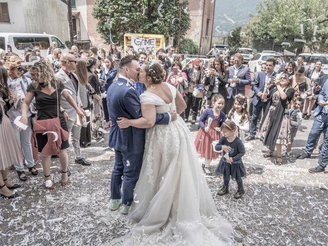 Il matrimonio di Alan e Paola a Barni, Como 18