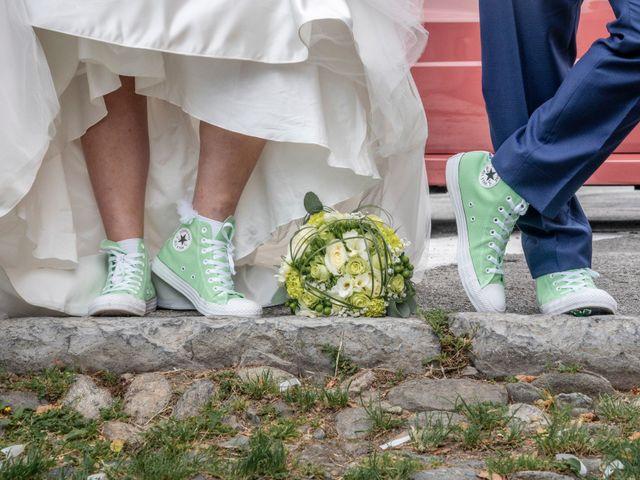 Il matrimonio di Alan e Paola a Barni, Como 19
