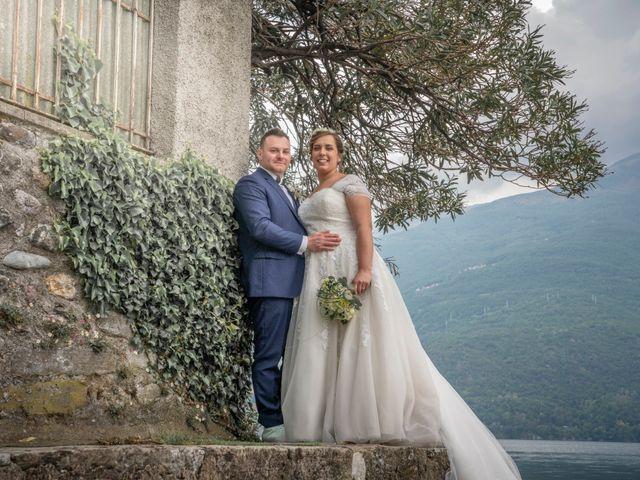 Il matrimonio di Alan e Paola a Barni, Como 22