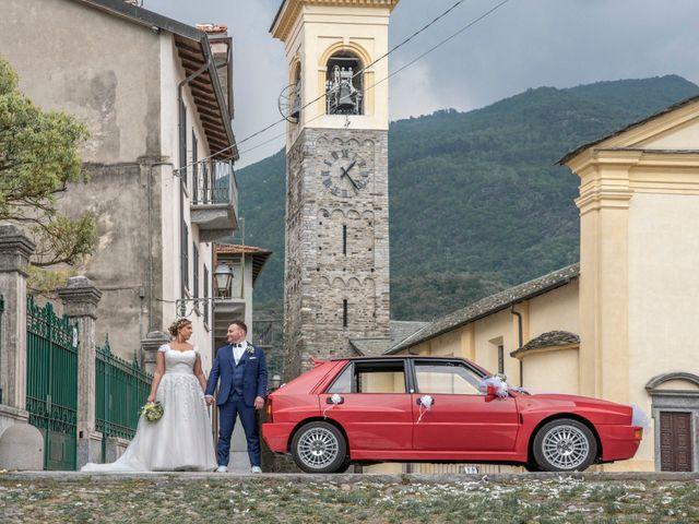 Il matrimonio di Alan e Paola a Barni, Como 23
