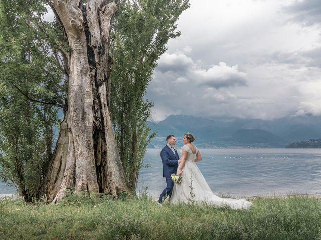 Il matrimonio di Alan e Paola a Barni, Como 24