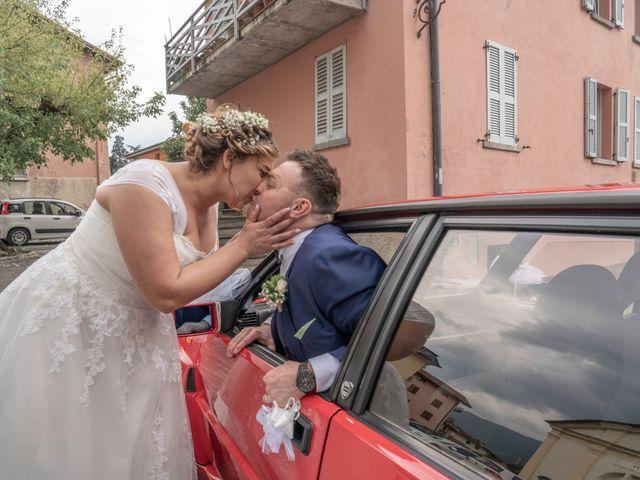 Il matrimonio di Alan e Paola a Barni, Como 25