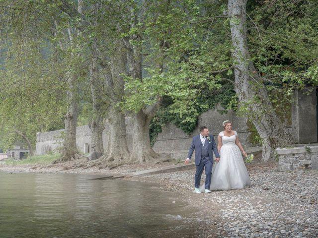 Il matrimonio di Alan e Paola a Barni, Como 26
