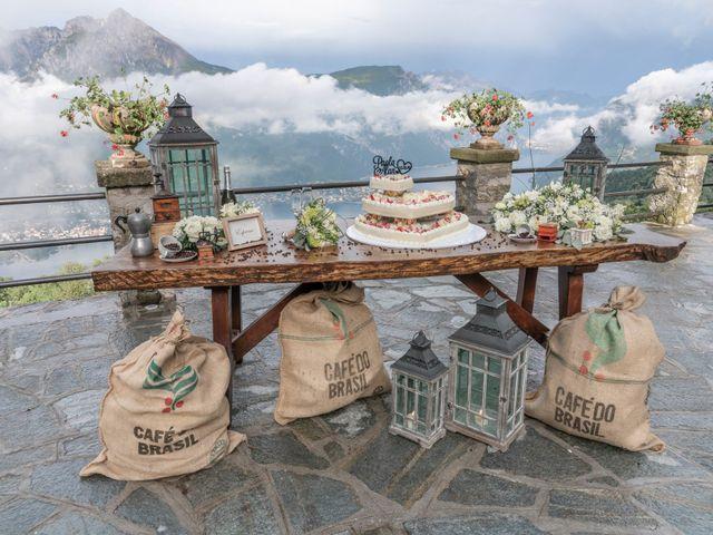 Il matrimonio di Alan e Paola a Barni, Como 29