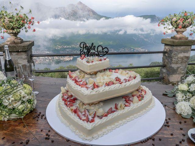 Il matrimonio di Alan e Paola a Barni, Como 30