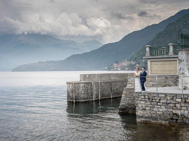 Il matrimonio di Alan e Paola a Barni, Como 32