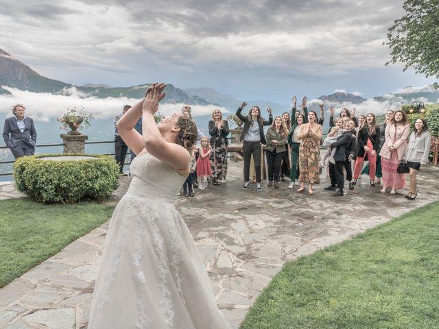 Il matrimonio di Alan e Paola a Barni, Como 34