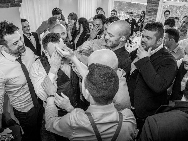 Il matrimonio di Alan e Paola a Barni, Como 35