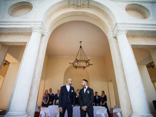 Il matrimonio di Roberto e Sabrina a Rezzato, Brescia 28
