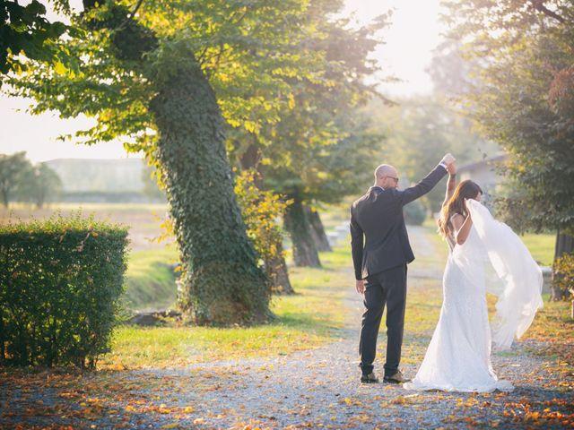 Il matrimonio di Roberto e Sabrina a Rezzato, Brescia 45