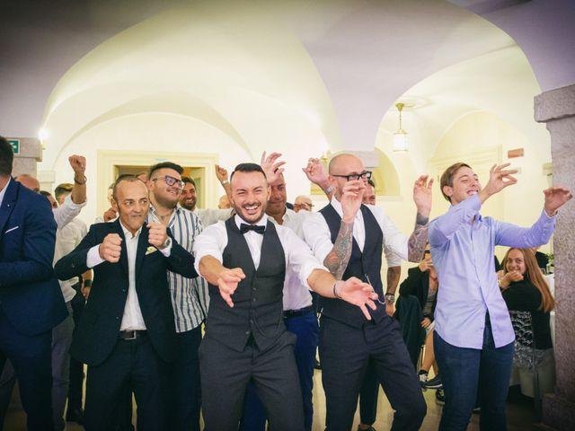 Il matrimonio di Roberto e Sabrina a Rezzato, Brescia 57