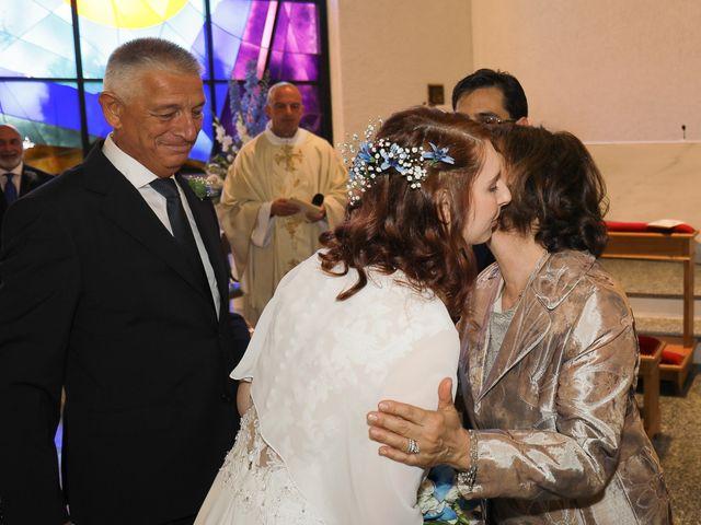 Il matrimonio di Riccardo e Jessica a Rho, Milano 53
