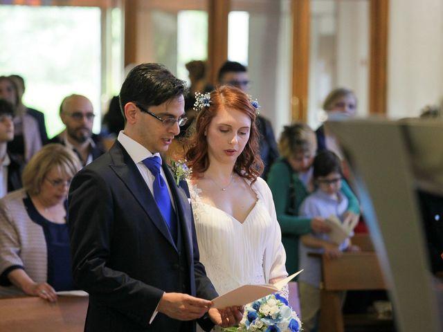 Il matrimonio di Riccardo e Jessica a Rho, Milano 61