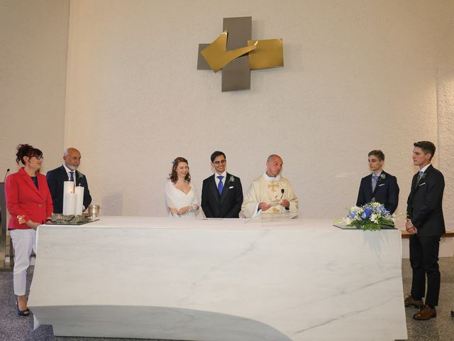 Il matrimonio di Riccardo e Jessica a Rho, Milano 66