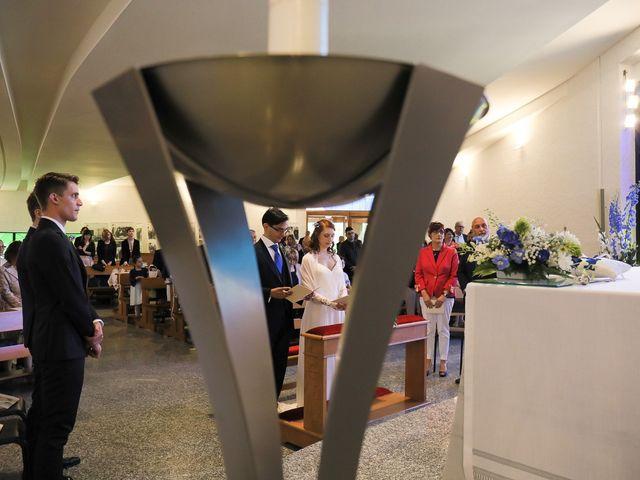 Il matrimonio di Riccardo e Jessica a Rho, Milano 79