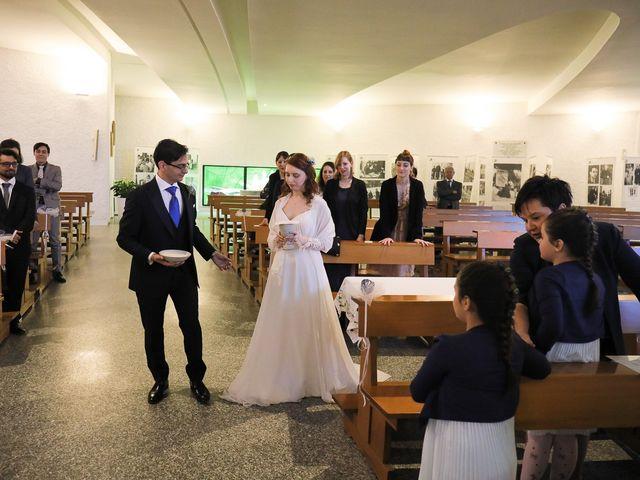Il matrimonio di Riccardo e Jessica a Rho, Milano 82