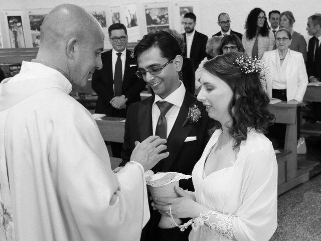 Il matrimonio di Riccardo e Jessica a Rho, Milano 83