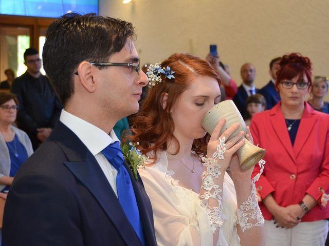 Il matrimonio di Riccardo e Jessica a Rho, Milano 85